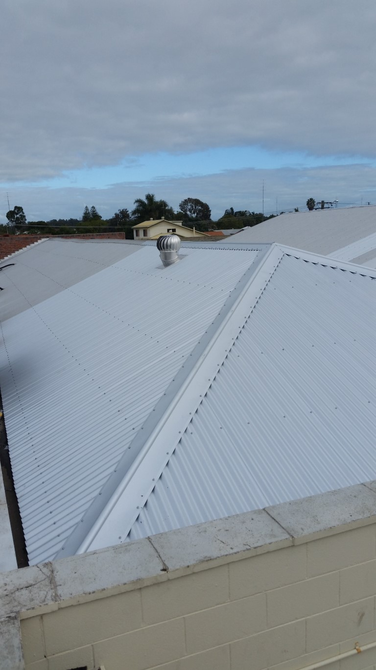 IGA New Roof