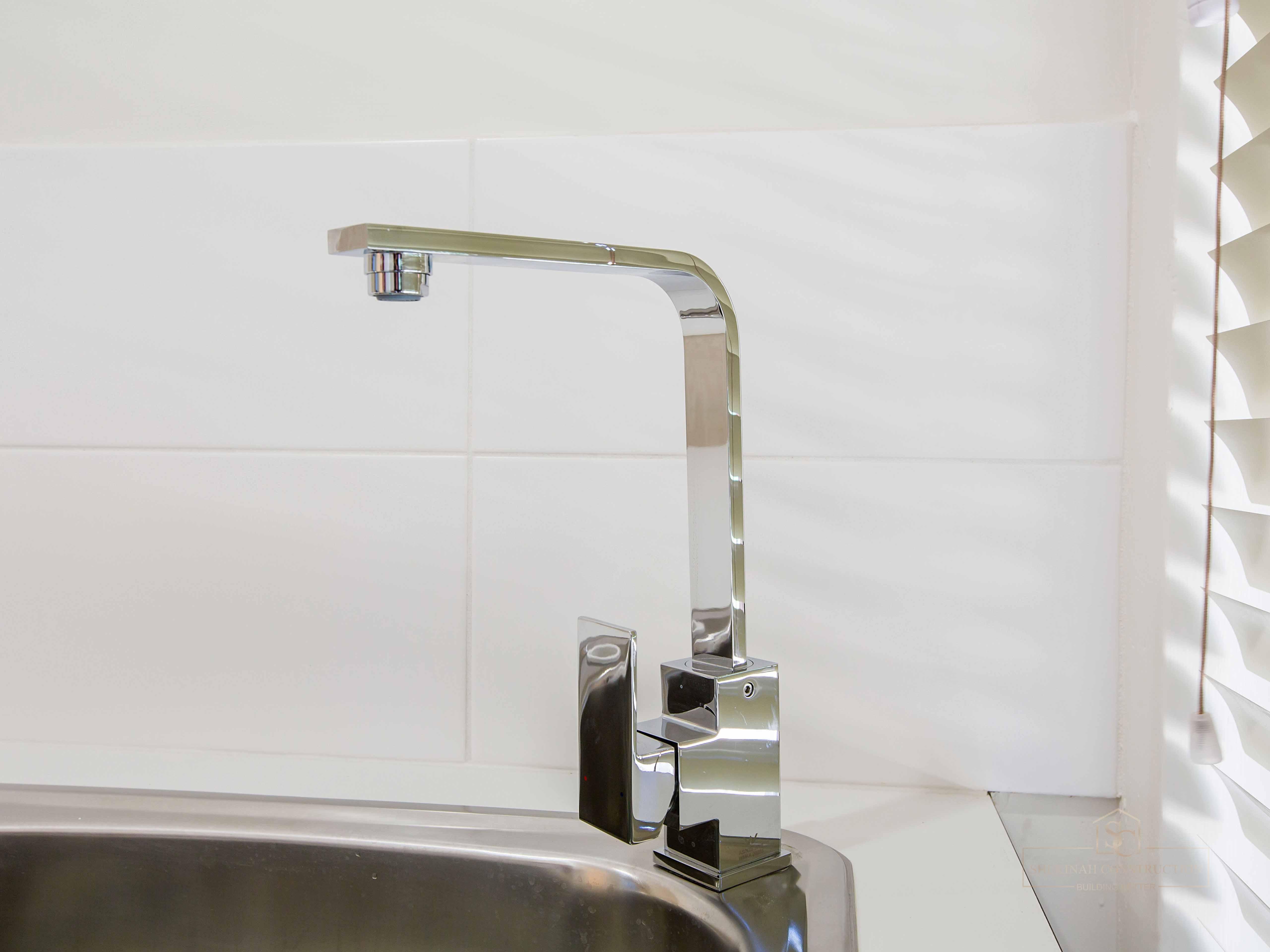 Quatro Sink Mixer