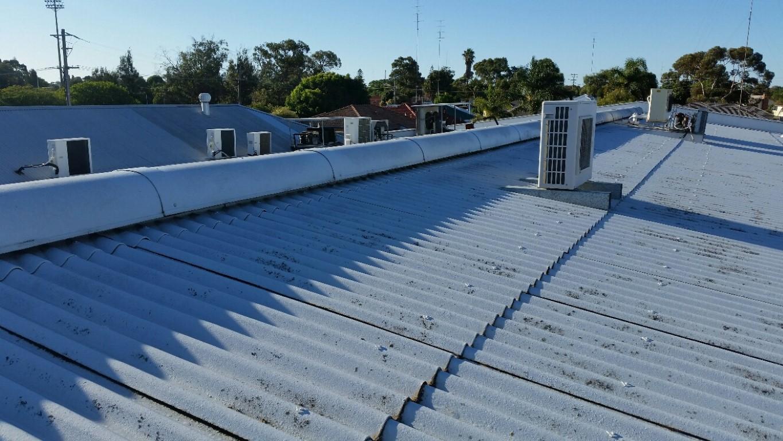 IGA Remove Asbestos Roof