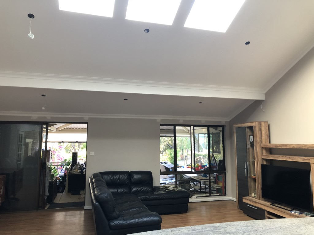 Bunbury New Skylights